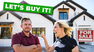 Should We Just BUY A HOUSE?! | Ellie and Jared