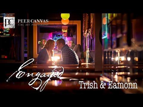 Chicago Portage Park Engagement | Trish + Eamonn