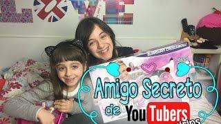 Amigo Secreto da Sophia Santina ( para comemorar do dia do AMIGO)