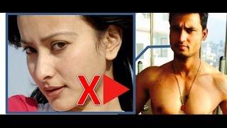 Repeat youtube video Namrata Shrestha, Good and bad things by Binaya Bhatta