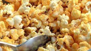 فشار با الجبنه بدون نقطه زيت للدايت صحي ولذيذ ومقرمش في الميكرويف