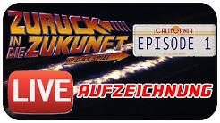 Zurück in die Zukunft: Das Spiel EP 1 - Live Stream Aufzeichnung