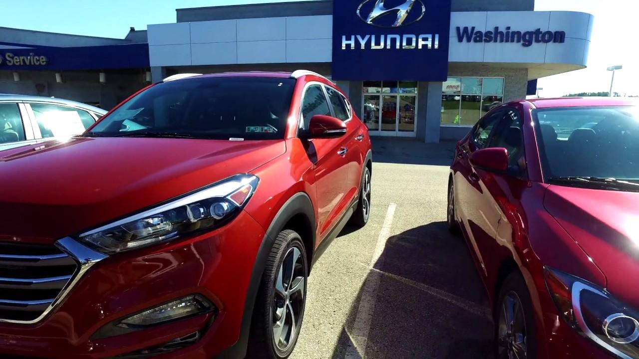 Washington Hyundai May Special - YouTube