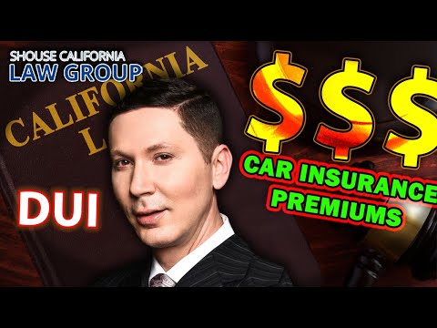 DUI: How much will my car insurance go up?