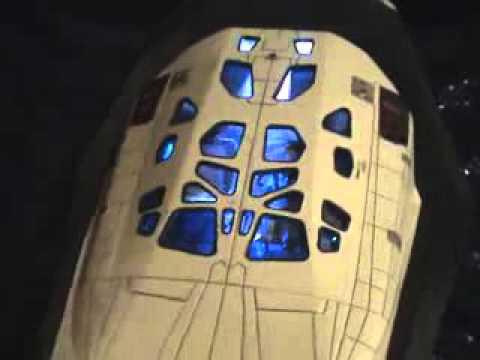 Interstellar Ranger Model Led Fiber Optic Lighting Kit With Commander Dahl