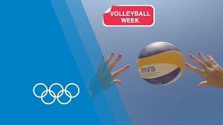 POV Women's Beach Volleyball - CZE vs GER