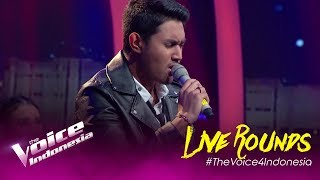 Anak Jalanan (Chrisye) - Gus Agung | LIVE Rounds | The Voice Indonesia GTV 2019