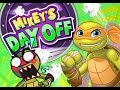 Teenage Mutant Ninja Turtles Mikeys Day Off Full Episodes in English Cartoon Games Movie New TMNT