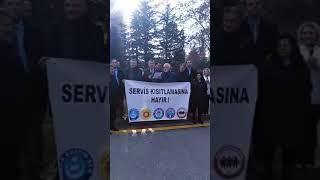 TÜRK EĞİTİM SEN ANKARA 1 NO'LU ŞUBE BASIN AÇIKLAMASI YAPTI 2