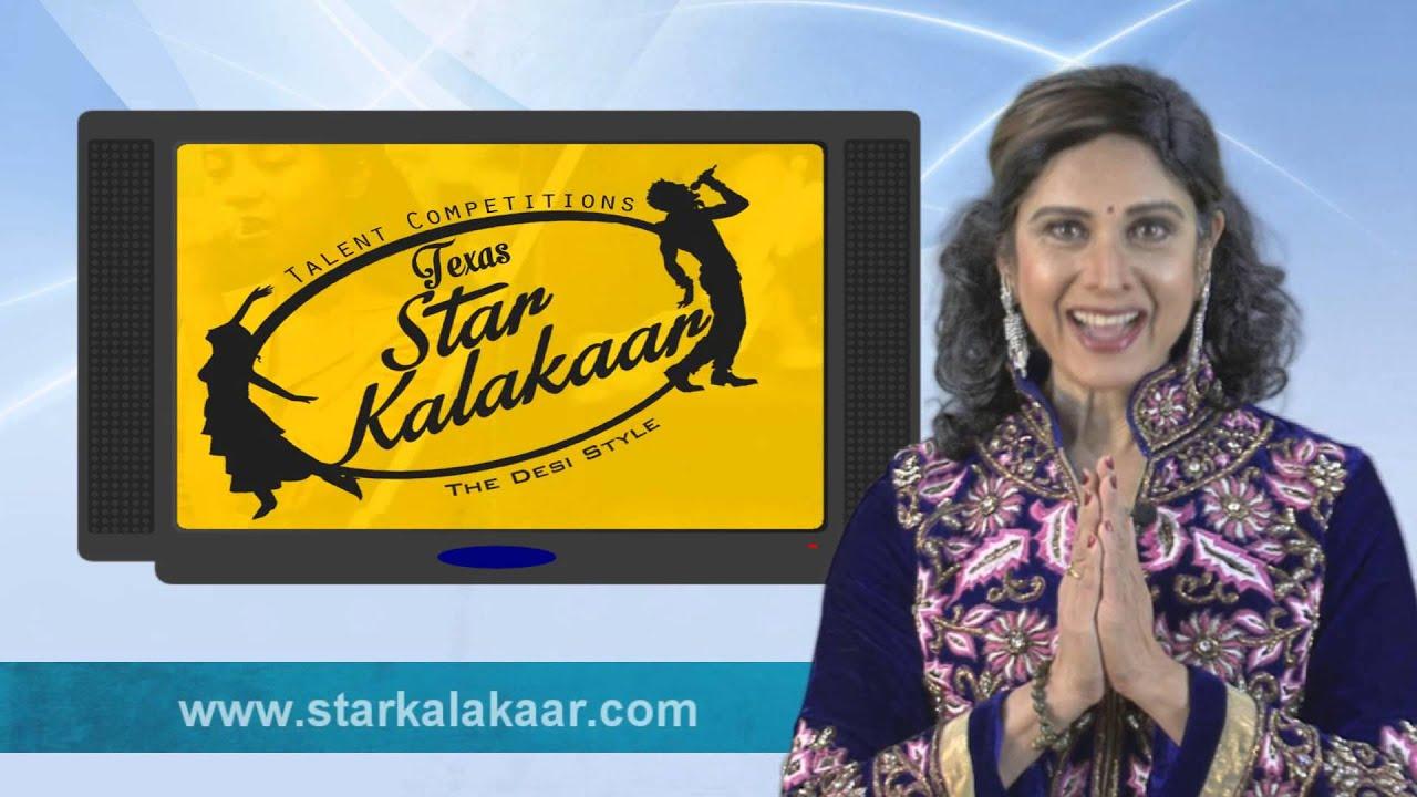 Promo Texas Star Kalakaar 2016  Meenakshi Seshadri
