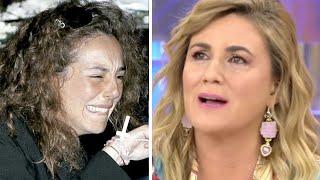 TRISTE ÚLTIMA HORA de Rocío Carrasco y Carlota Corredera contra Antonio David Flores y Rocío Flores