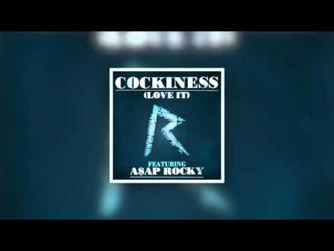 Rihanna  Cockiness Remix ft A$AP ROCKY