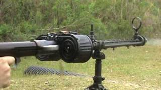 WW2 Japanese Type 98 machine gun