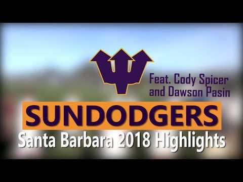 Sundodgers take Santa Barbara Invite 2018 (feat. Cody Spicer and Dawson Pasin)