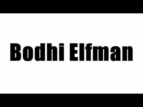 Bodhi Elfman