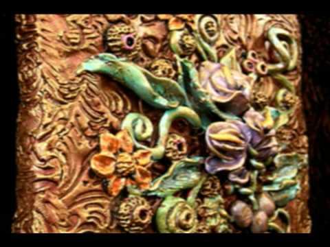 Deb Reynolds Art Polymer clay