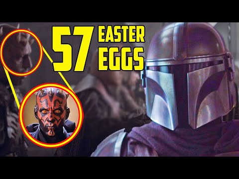 Mandalorian: Every Star Wars Easter Egg, Reference, and Connection - CHAPTER 3