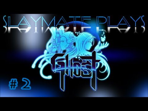 Let's Play Ghost 1.0 - Gameplay Walkthrough Part 2. Green Card Access. Indie Metroidvania Cyber RPG.