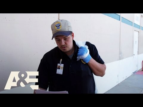 Behind Bars: Rookie Year: Welcome to the Penitentiary of New Mexico | A&E