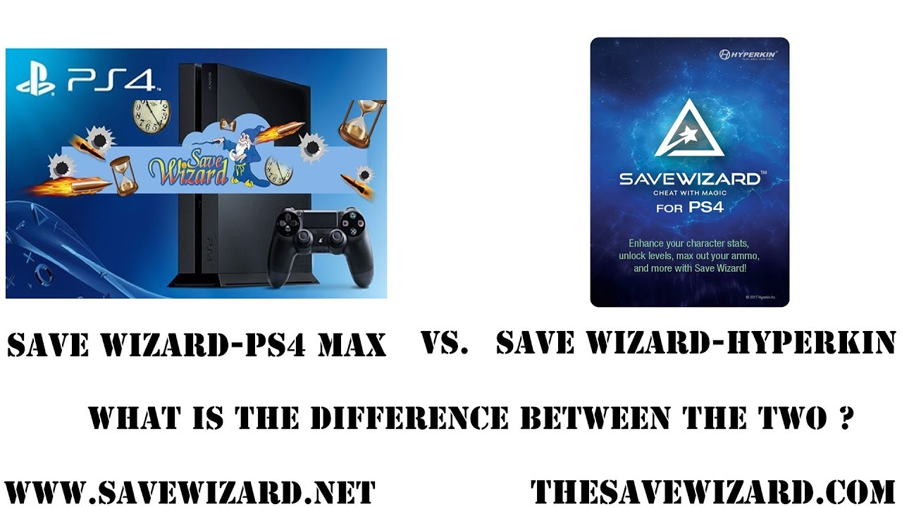save wizard for ps4 max license key free
