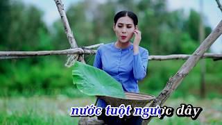 Sa Mưa Giông Karaoke - Beat chuẩn Tone Nữ | Ngọc Hân Official