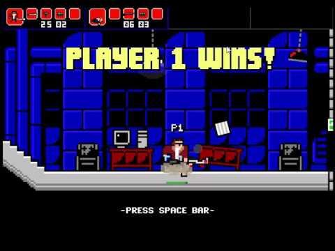 Weird 8-bit Game [Superfighter]