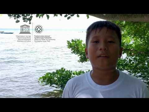 Jay #MyOceanPledge Tubbataha Reefs Natural Park World Heritage marine site
