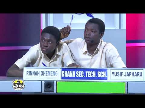 NSMQ 2016 Opoku Ware School vs GSTS vs Ada Senior High School