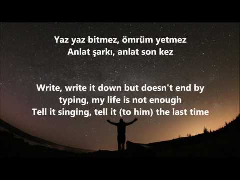 Simge - Prens & Prenses LYRICS ( Turk And English)