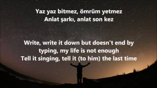Simge - Prens & Prenses LYRICS ( Turk And English) Resimi