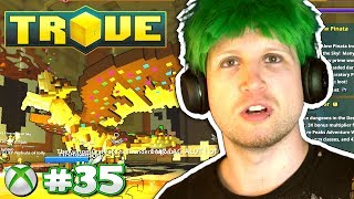"""""""WHEN IS SHADOW TOWER 2.0 RELEASE!?"""" ✪ Scythe Plays Trove Xbox One #35"""