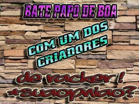 [CF-AL] Bate Papo com Criador de Hack !!! #Suaopinião???