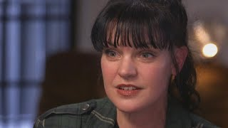 "Pauley Perrette says goodbye to Abby on ""NCIS"""
