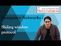 Computer Networks 10 sliding window protocol