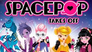 SPACEPOP TAKES OFF MOVIE (HD)
