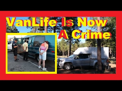 nomad/dirtbagger-arrested-for-sleeping-in-van-rv-living-full-time-/-van-life