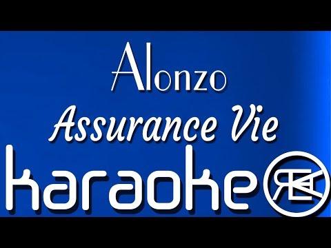 Alonzo - Assurance Vie | Karaoké Parole, Instru
