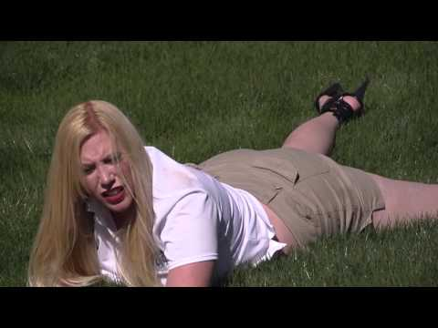 Rebecca Milano Ex Stripper gets a door to door sales job