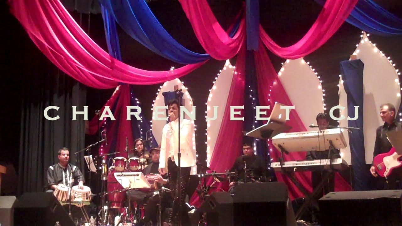 CJ Virdi Live in Concert - Vancouver