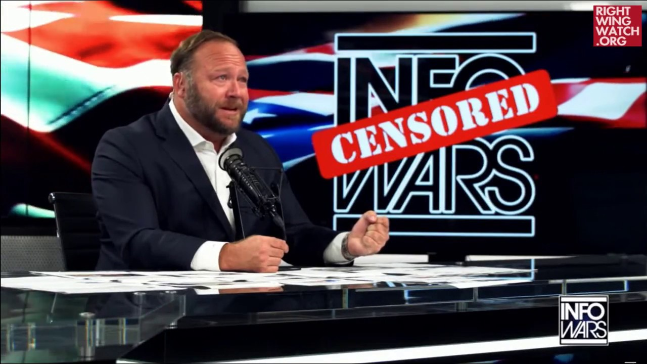 Spotify is removing some Alex Jones podcasts because they are 'hate content'