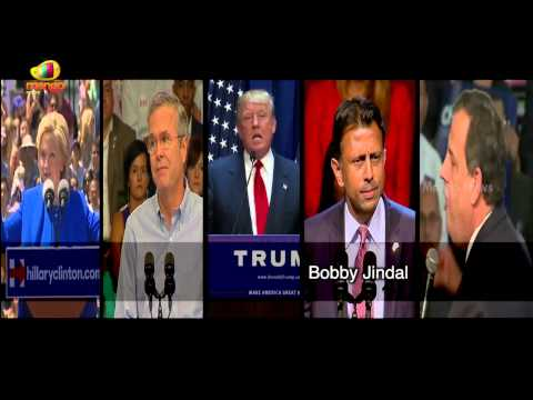 Presidential Race 2016 | War of Words | Obama | Clinton | Bush | Trump | Jindal | Chris Christie