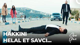 Akgün, Selim İçin CANINI VERDİ! - Son Yaz 9. Bölüm (SON SAHNE)