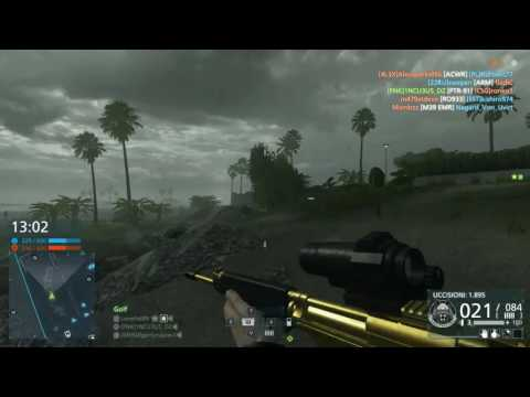 Battlefield Hardline - FAL Battle Rifle OffShore Gameplay