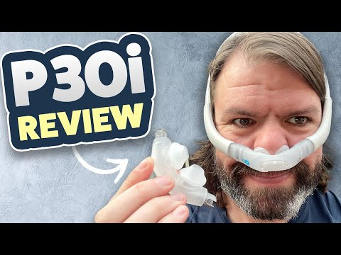 new!-resmed-p30i-nasal-pillow-cpap-mask-review-feedback-tutorial