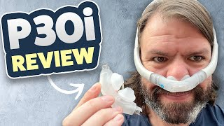 New! ResMed P30i Nasal Pillow CPAP Mask Review + Feedback + Tutorial
