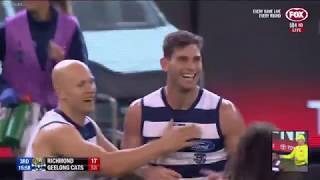 Richmond vs Geelong All the goals and highlights SECOND HALF  Round 12 2019