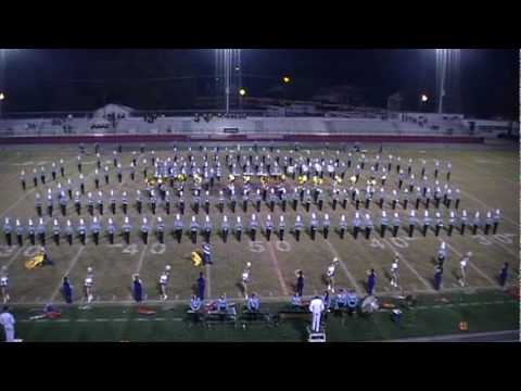 Southside High School Rebel Marching Band Fort Smith