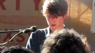 james blake klavierwerke live at sxsw 2011