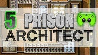 PRISON ARCHITECT # 5 - Einzelzellen «» Let