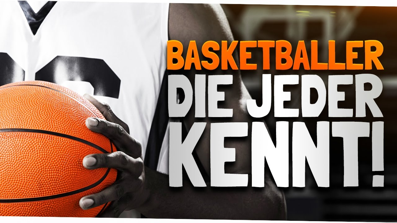 basketballer die jeder kennt youtube. Black Bedroom Furniture Sets. Home Design Ideas